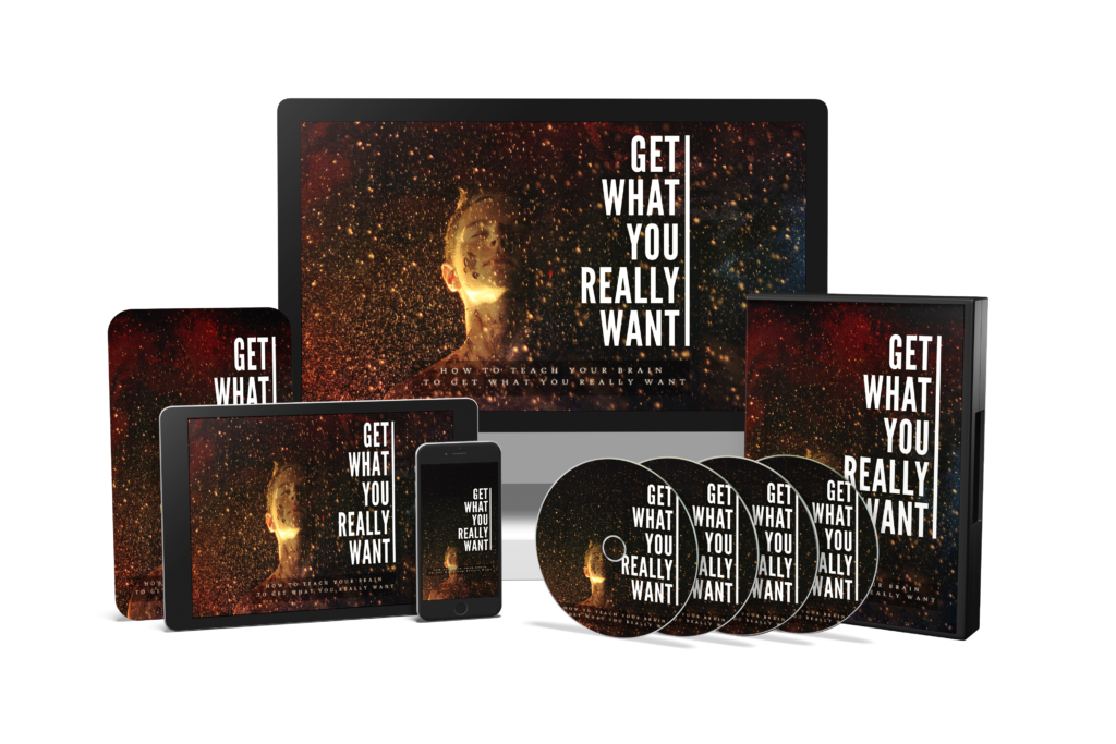 Get What You Really Want - bundle