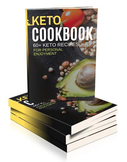 Keto Diet Cookbook - Bonus Cover