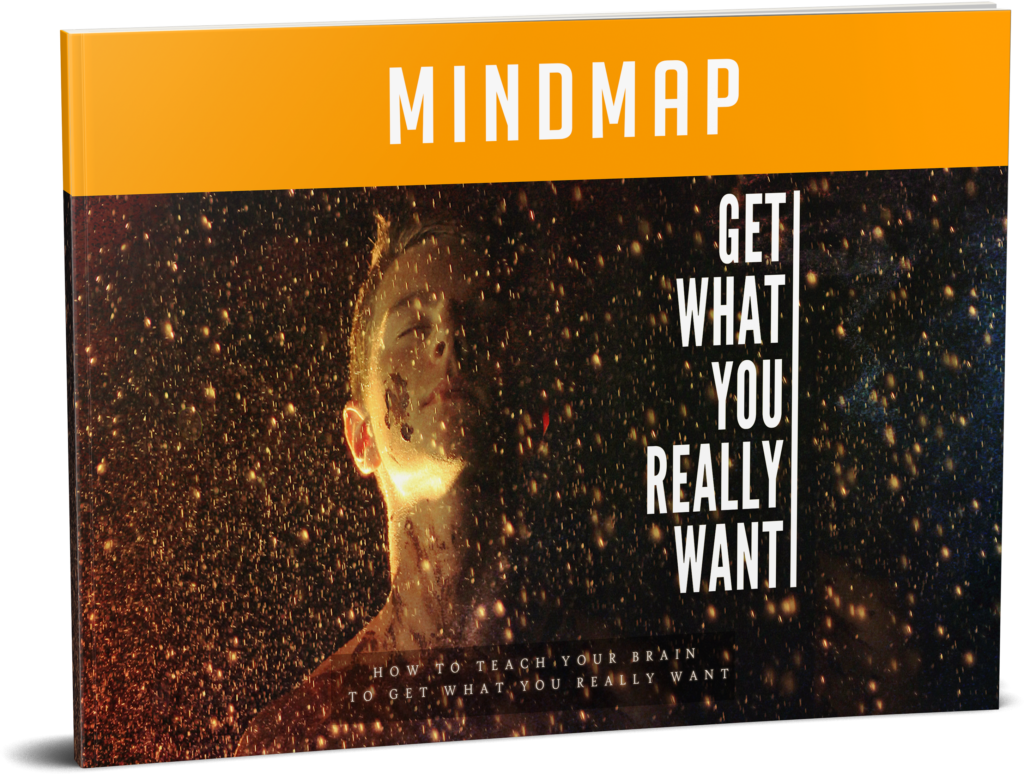 Get What You Really Want - Mindmap