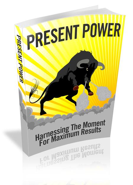 Overcoming Anxiety - Present Power