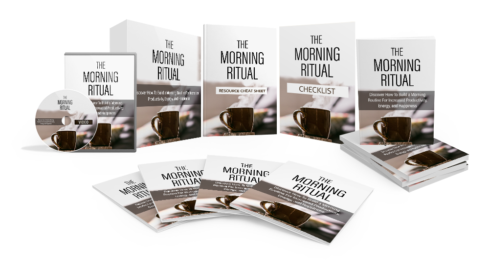 The Morning Ritual - Bundle