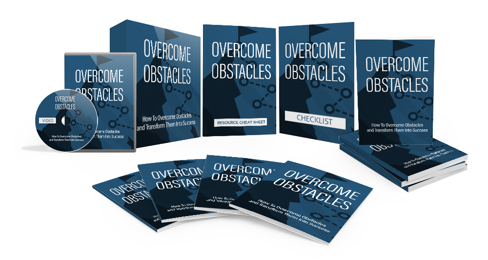 Overcome Obstacles - Bundle Image