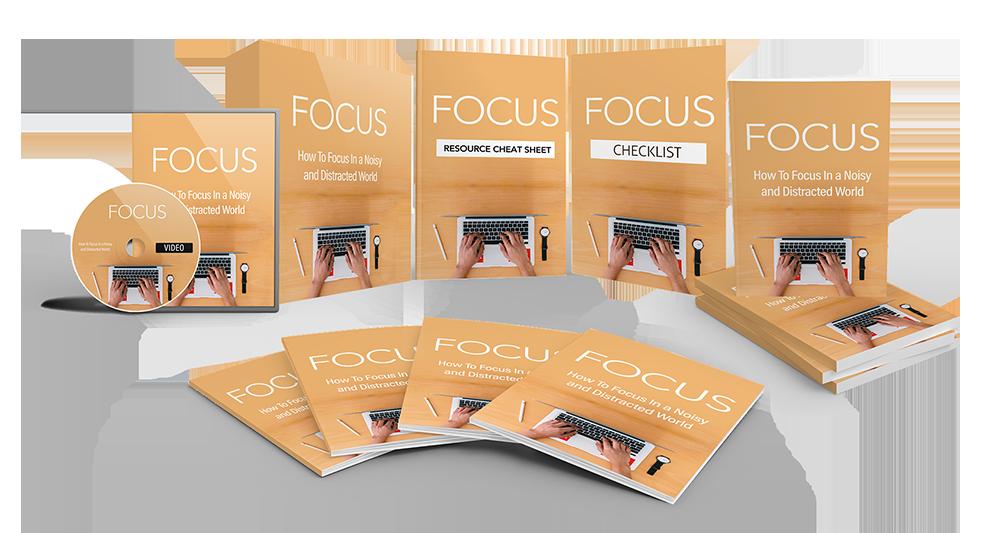 Focus - Bundle Image