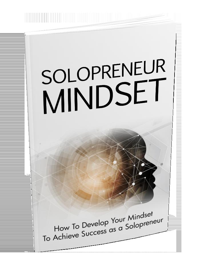 The Productive Solopreneur - leadmagnet
