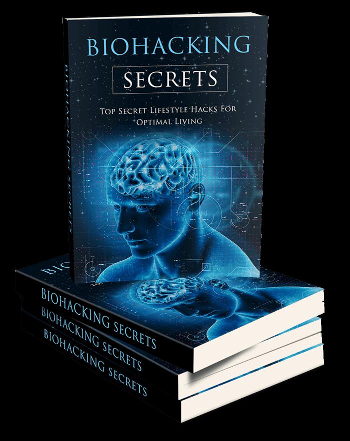 Biohacking Secrets Ebook Image