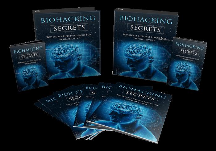 Biohacking Secrets Bundle Image