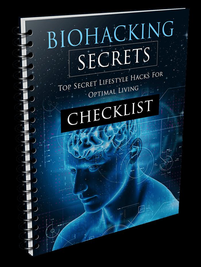 Biohacking Secrets CHECKLIST Image