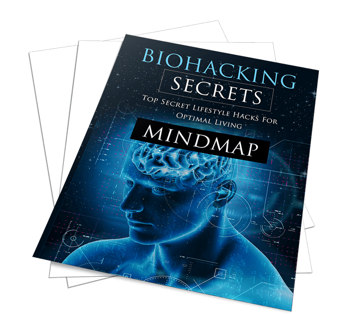 Biohacking Secrets MIND MAP Image