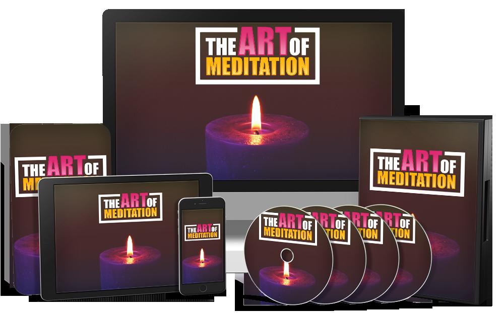 The art of meditation - Bundle Image