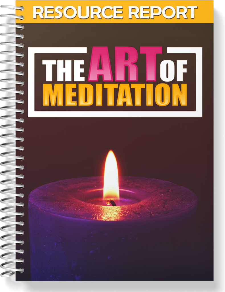 The art of meditation - Resource Guide