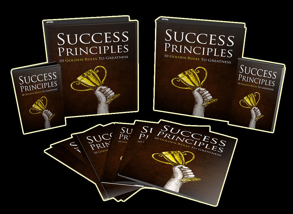 Success Principles Bundle
