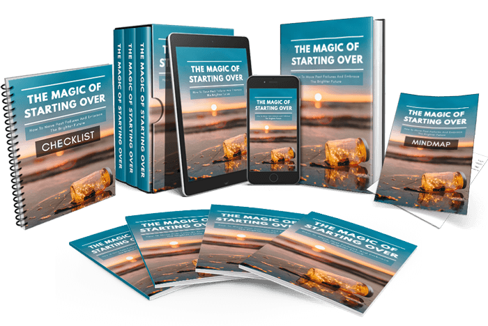 The Magic Of Starting Over Bundle Image