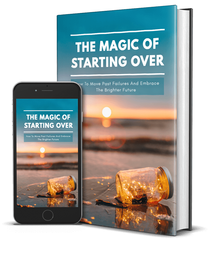 The Magic Of Starting Over VIDEO Image