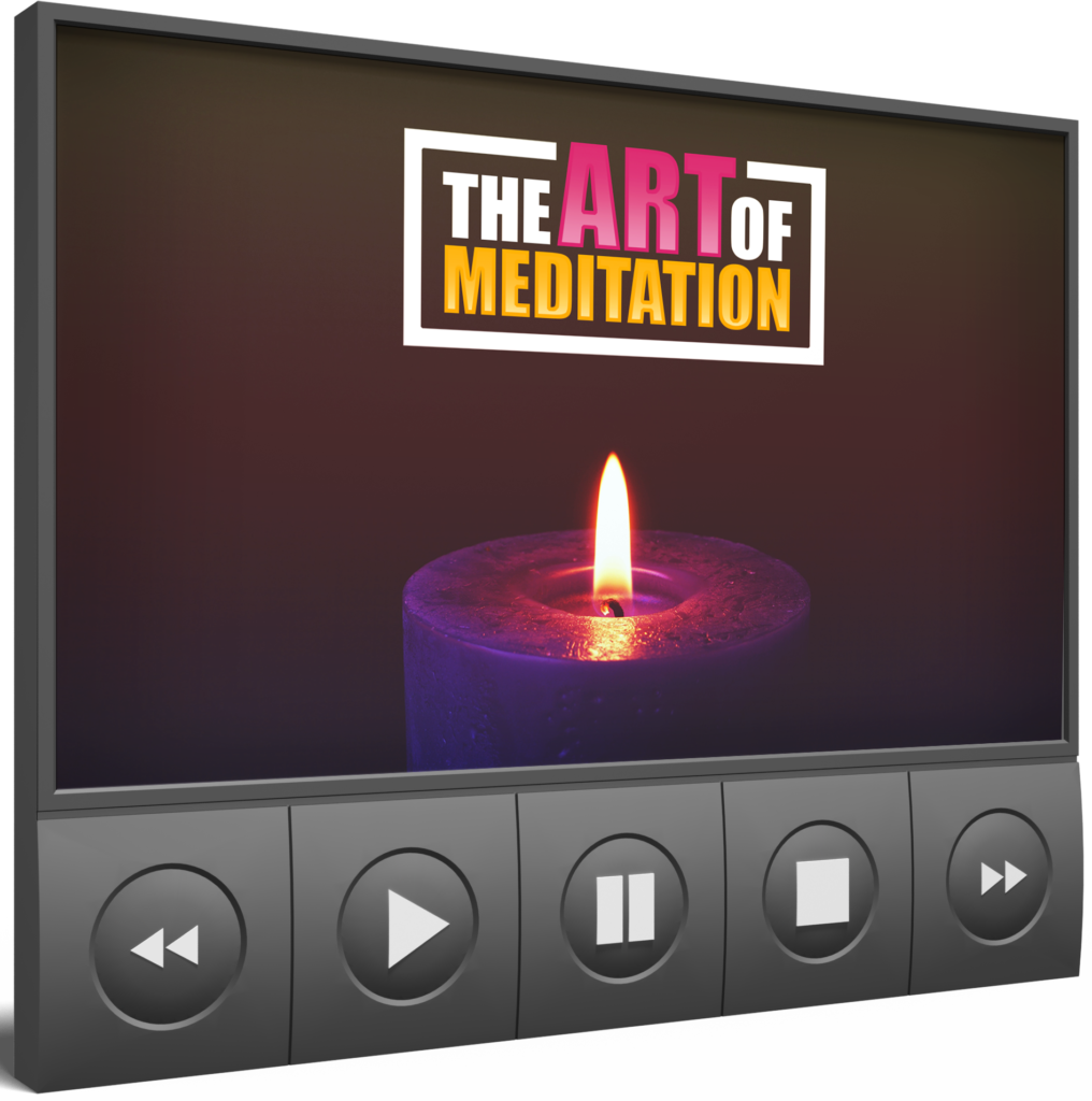 The art of meditation - Video