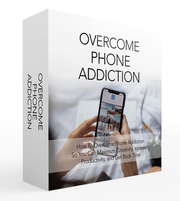 Overcome Phone Addiction - Box Image