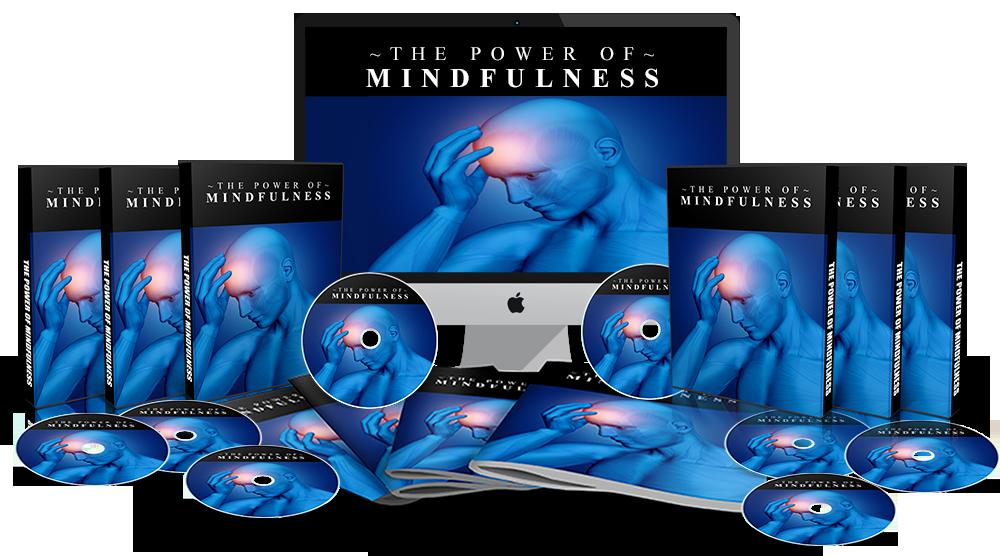 The power of mindfulness - bundle image