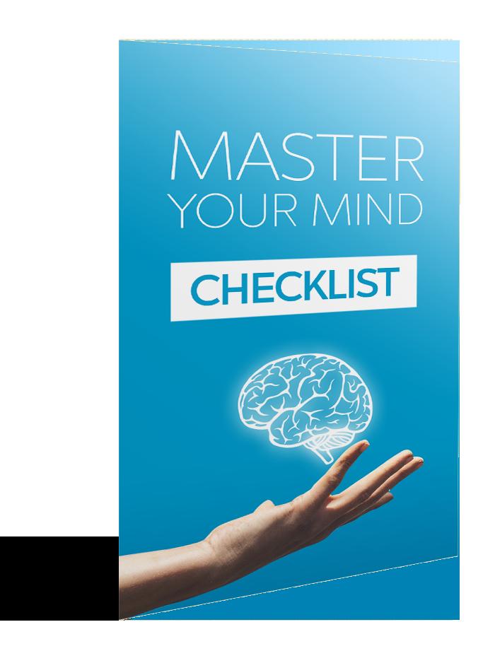 Mater Your Mind Checklist