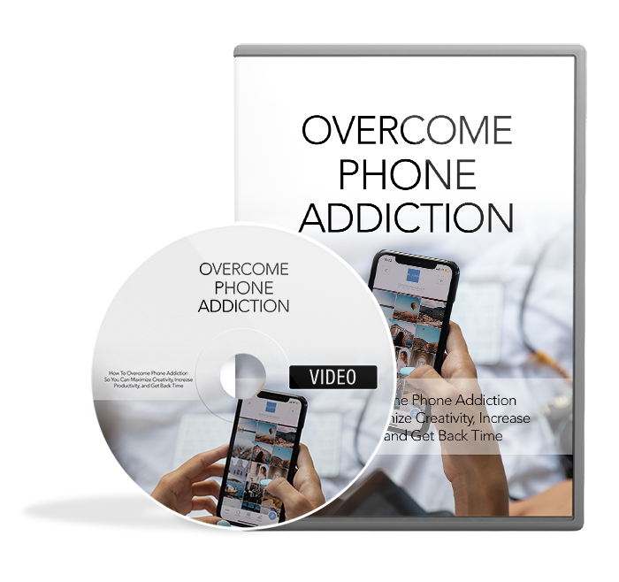 Overcome Phone Addiction - Videos Image