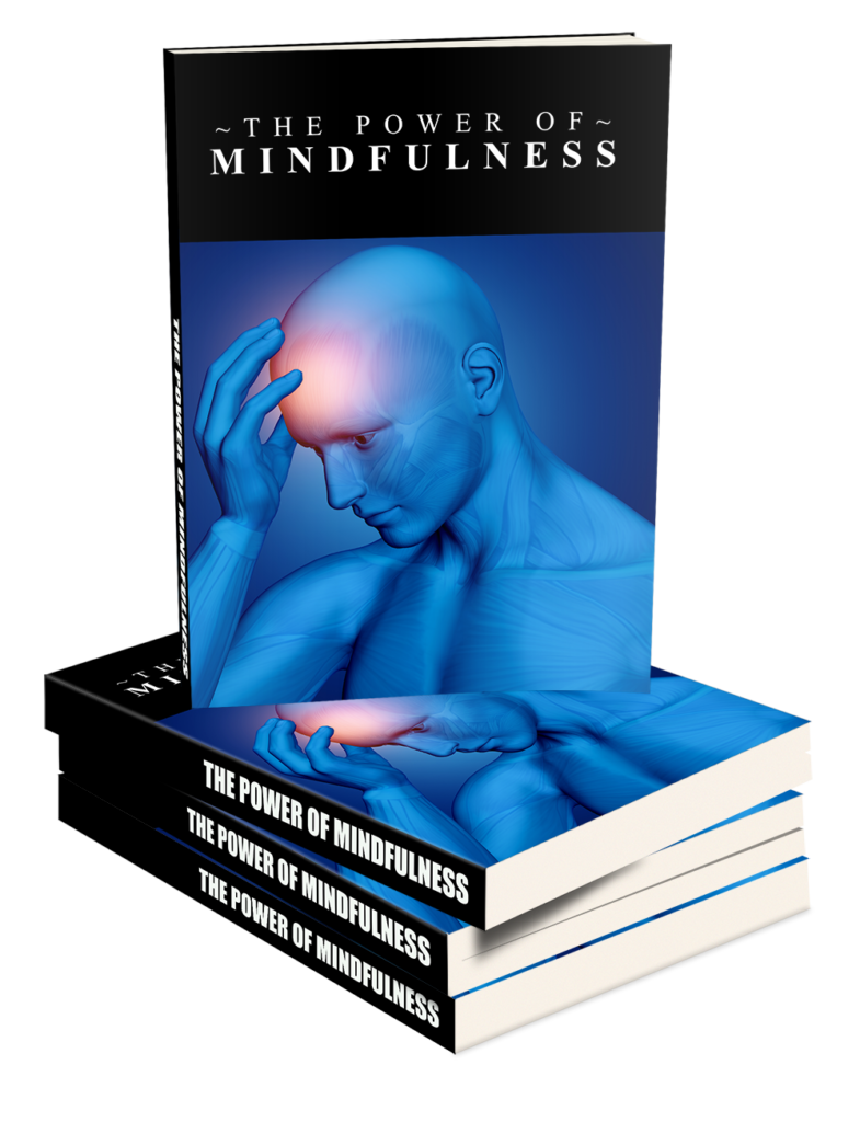 The power of mindfulness - ebook image