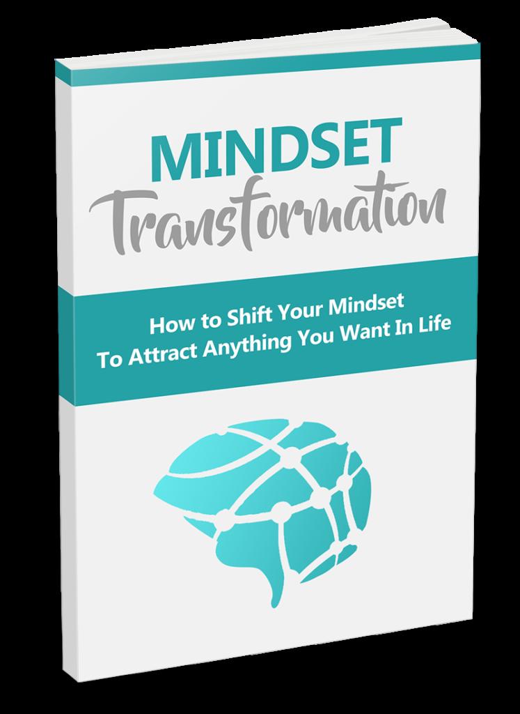Mindset Transformation Ebook Image