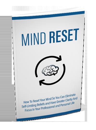 Master Your Mind Bonus - Mind Reset
