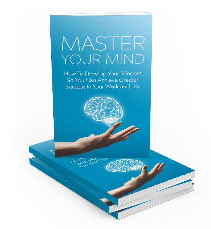 Mater Your Mind Ebook Stacked