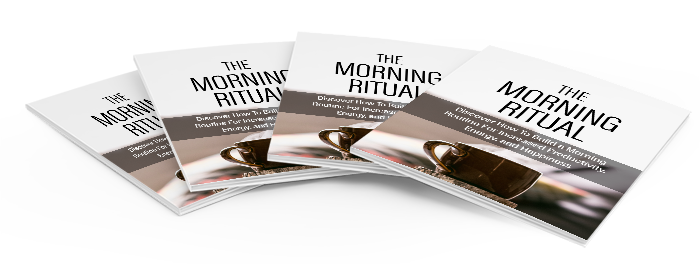 The Morning Rituals - Report