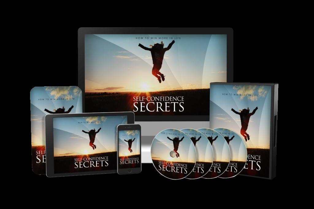 Self Confidence Secrets Bundle Image