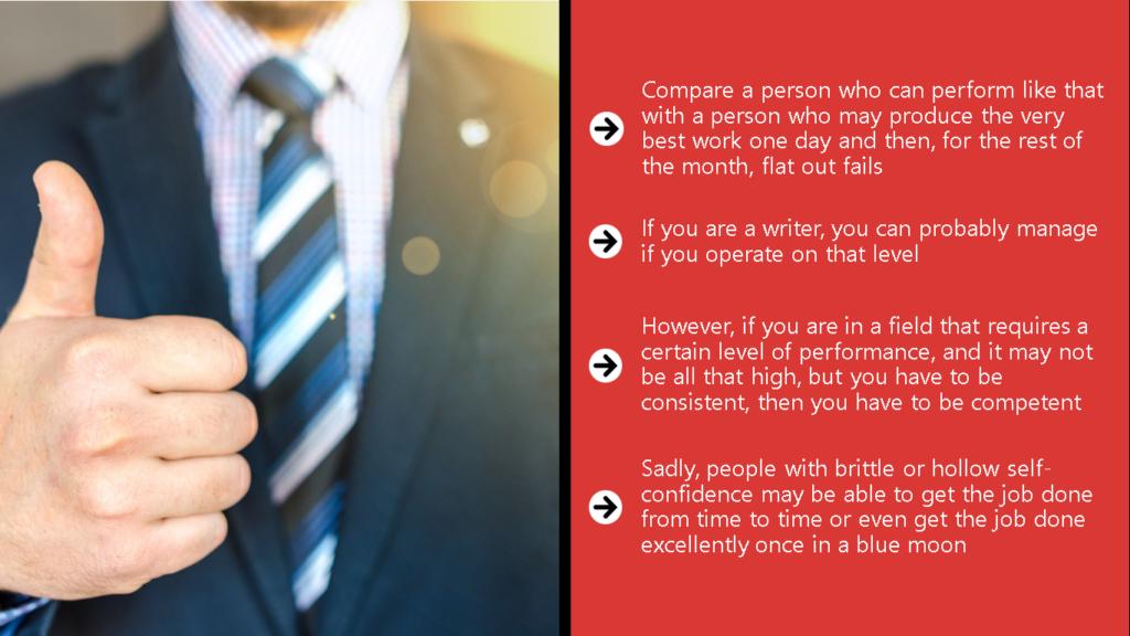 Self Confidence Secrets Video Chapter 4 Image