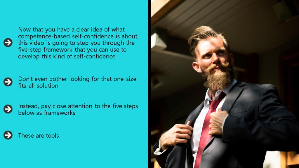 Self Confidence Secrets Video Chapter 5 Image