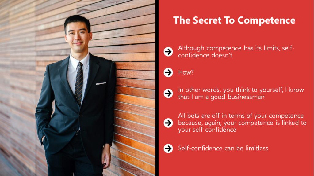 Self Confidence Secrets Video Chapter 9 Image