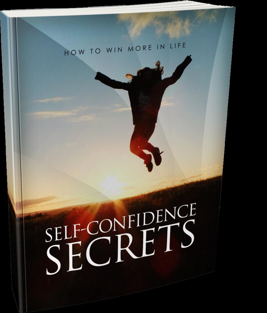 Self Confidence Secrets Ebook Image