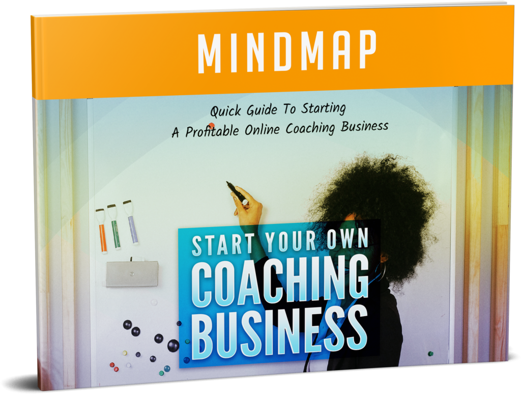 Start Your Own Coaching Business Mindmap Image
