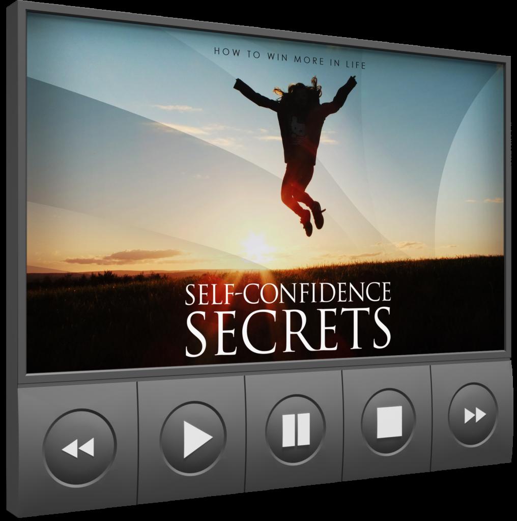 Self Confidence Secrets Video Image