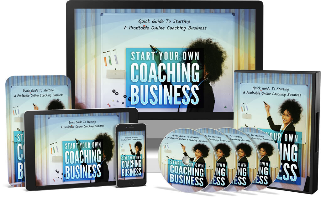 Start Your Own Coaching Business Video Image