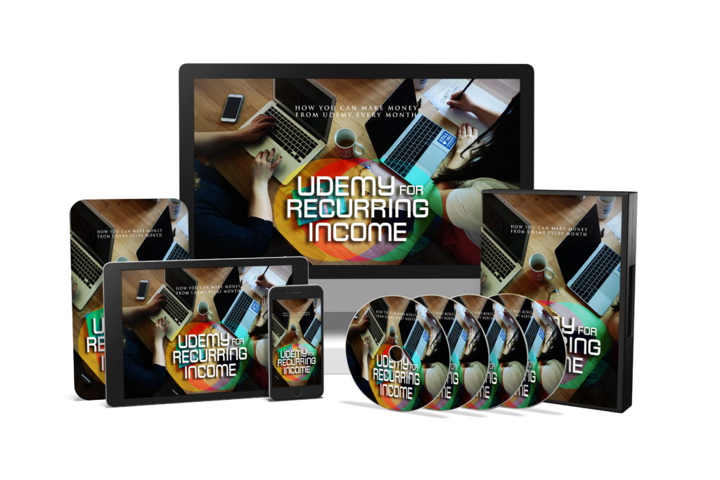 Udemy For Recurring Income - Bundle