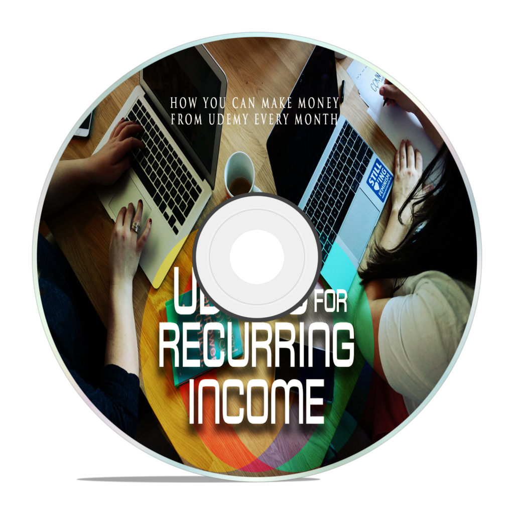 Udemy For Recurring Income - Video