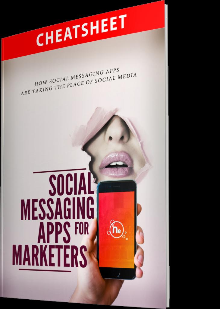 Social Media Apps - Cheat Sheet