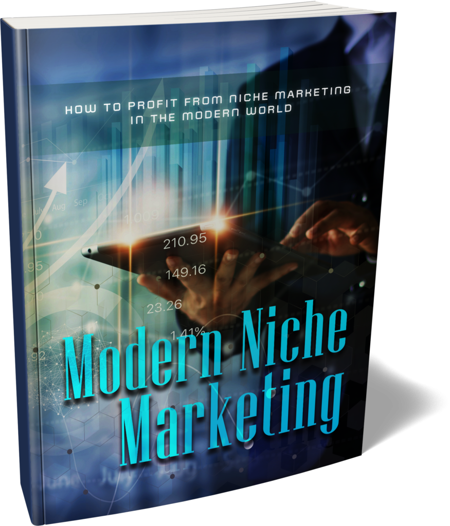 Modern Niche Marketing - Ebook