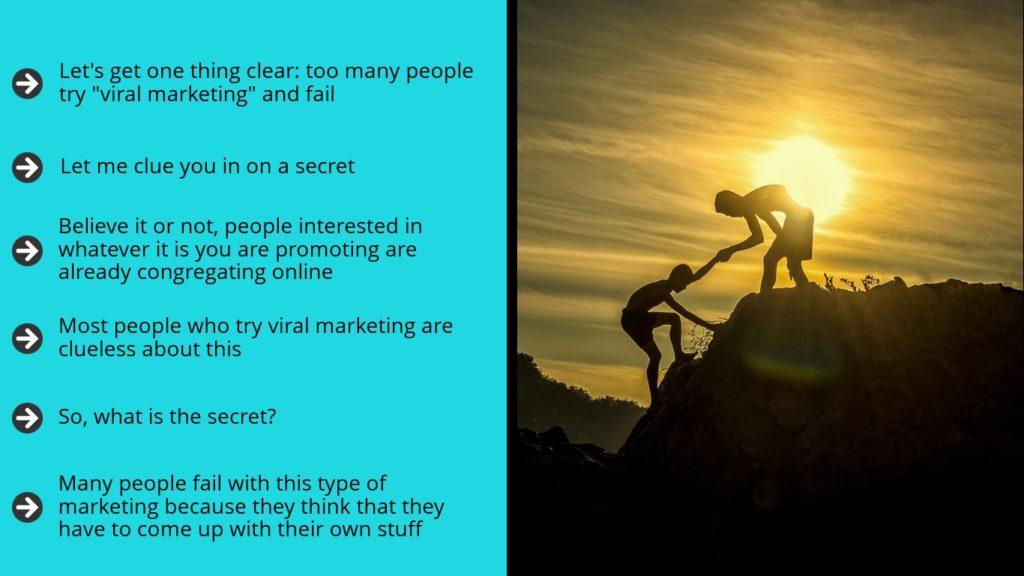 Online Viral Marketing Secrets Introduction
