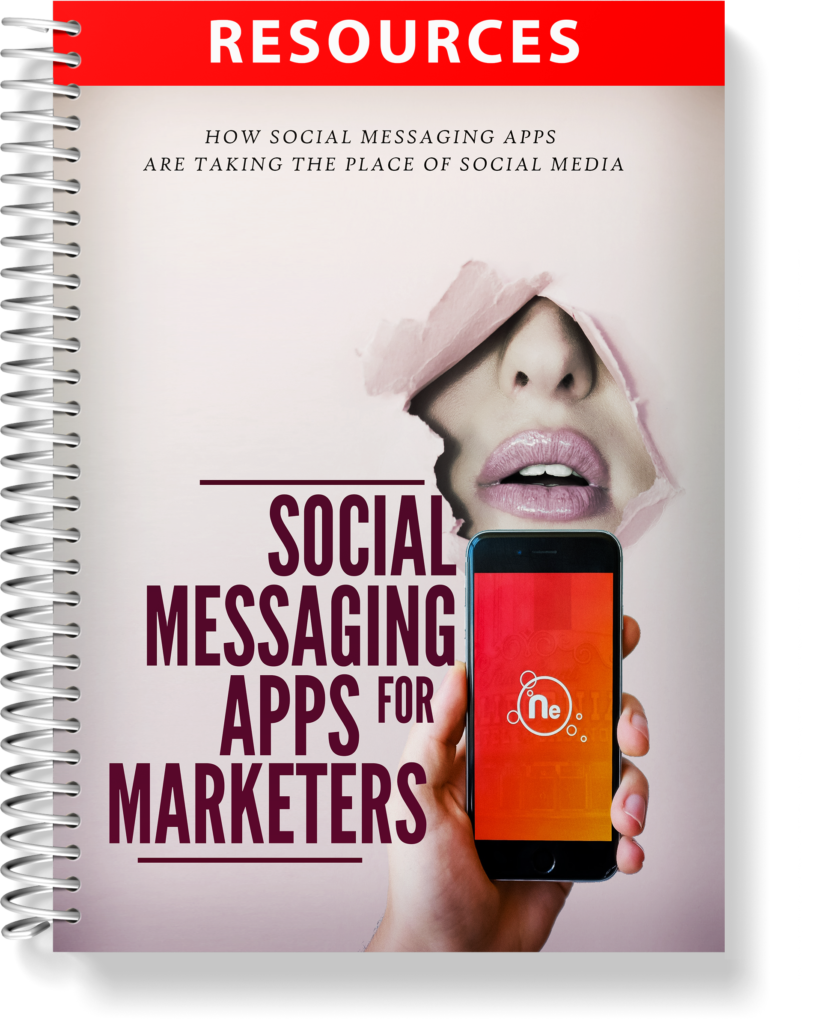 2. Social Messaging Apps for Marketers - resource guide