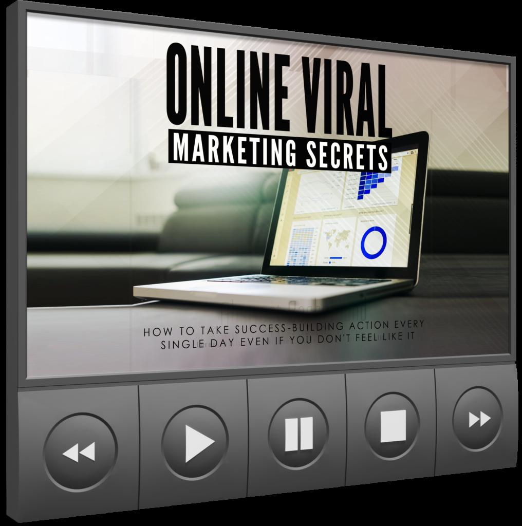 Online Viral Marketing Secrets Video