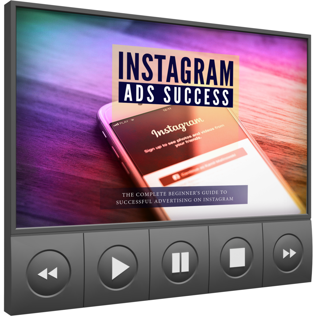 Instagram Ads Success Video