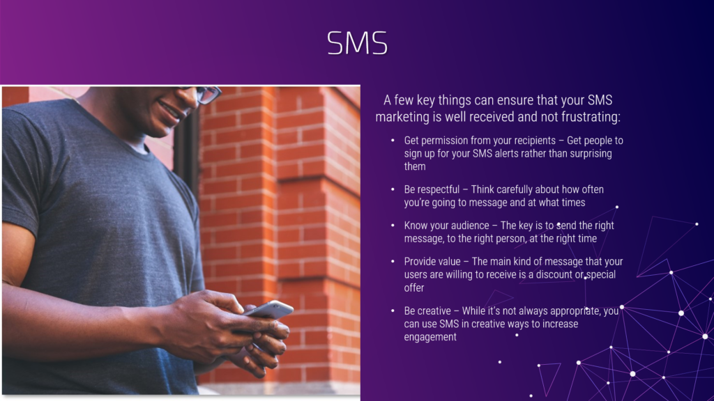 Social Messaging Apps for Marketers Video 3