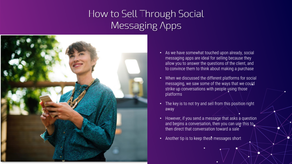 Social Messaging Apps for Marketers Video 5