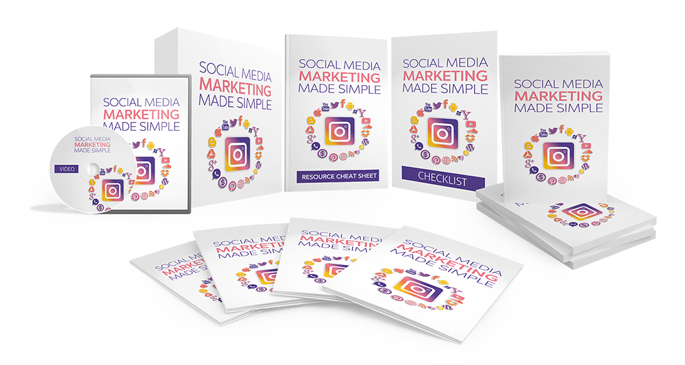 Social Media Marketing Made Easy - Bundle