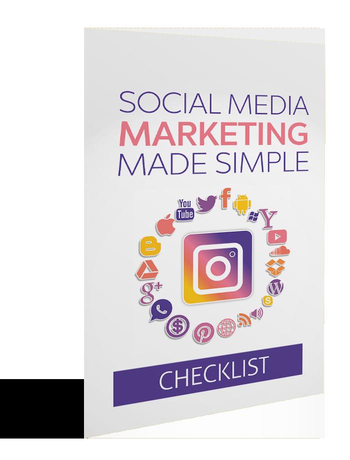 Social Media Marketing Made Easy - Checklist