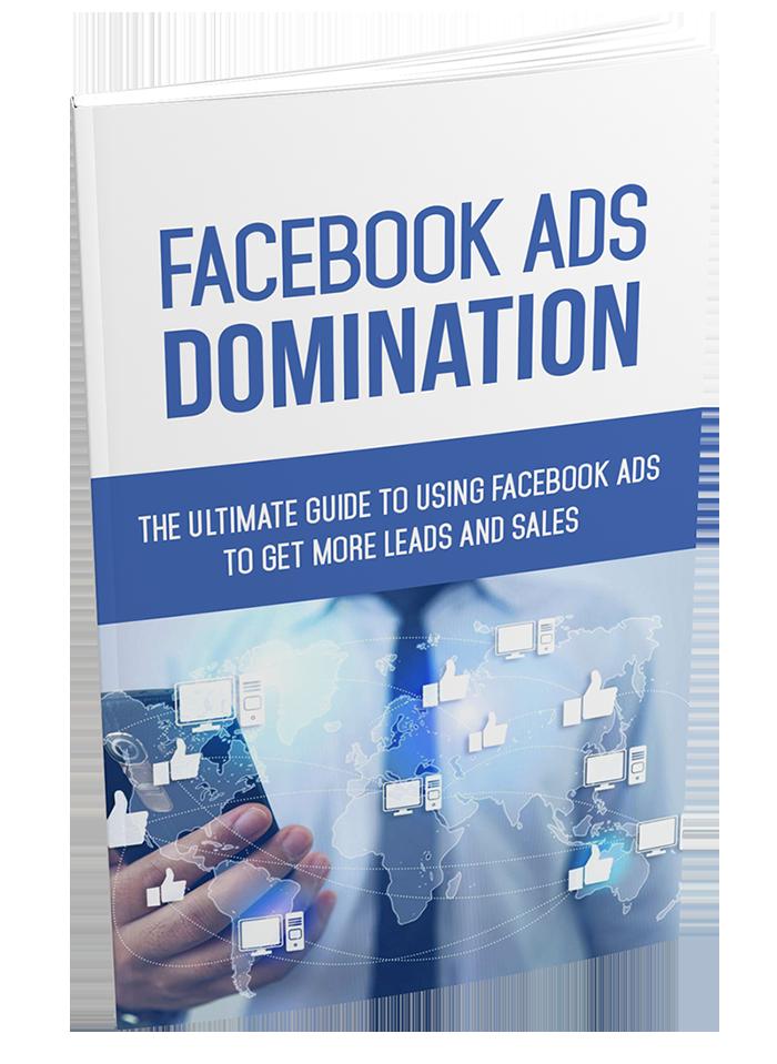 Facebook Ads Domination Lead Ebook