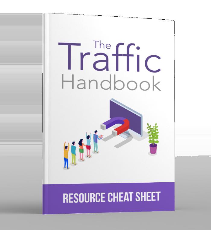 The Traffic Handbook - Resource Cheat Sheet