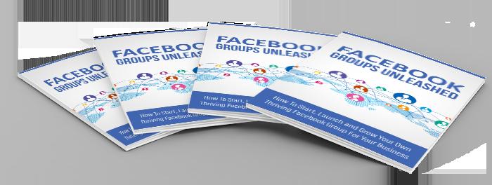 Facebook Groups Unleashed Mindmap
